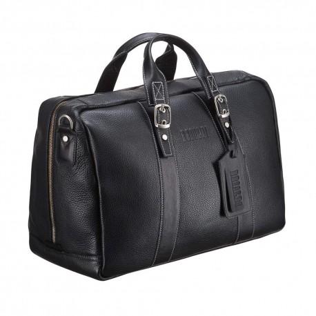 Дорожная кожаная сумка Brialdi Houston (Хьюстон)