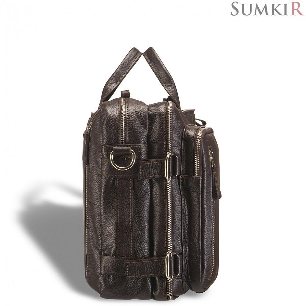 0395ab376151 ... Brialdi Norman (Норман) relief black Мужская сумка-трансформер ...
