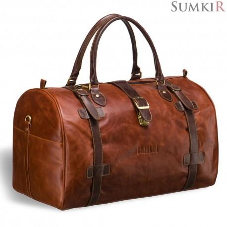 Brialdi Nebraska (Небраска) antique red Дорожная сумка