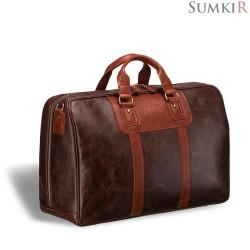 Brialdi Detroit (Детройт) antique brown Дорожная сумка