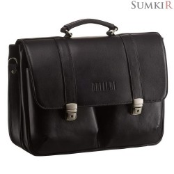 Brialdi Vasto (Васто) black Классический портфель