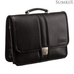 Brialdi Imperia (Империя) black Классический портфель