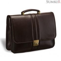 Brialdi Imperia (Империя) brown Классический портфель